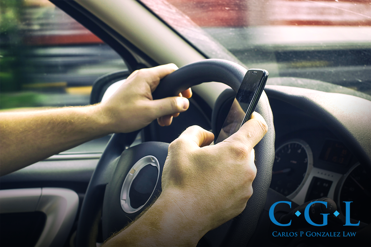 Texting While Driving_Carlos P Gonzalez